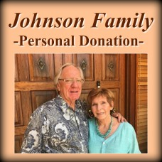 Donation - Neville Johnson Family - Personal